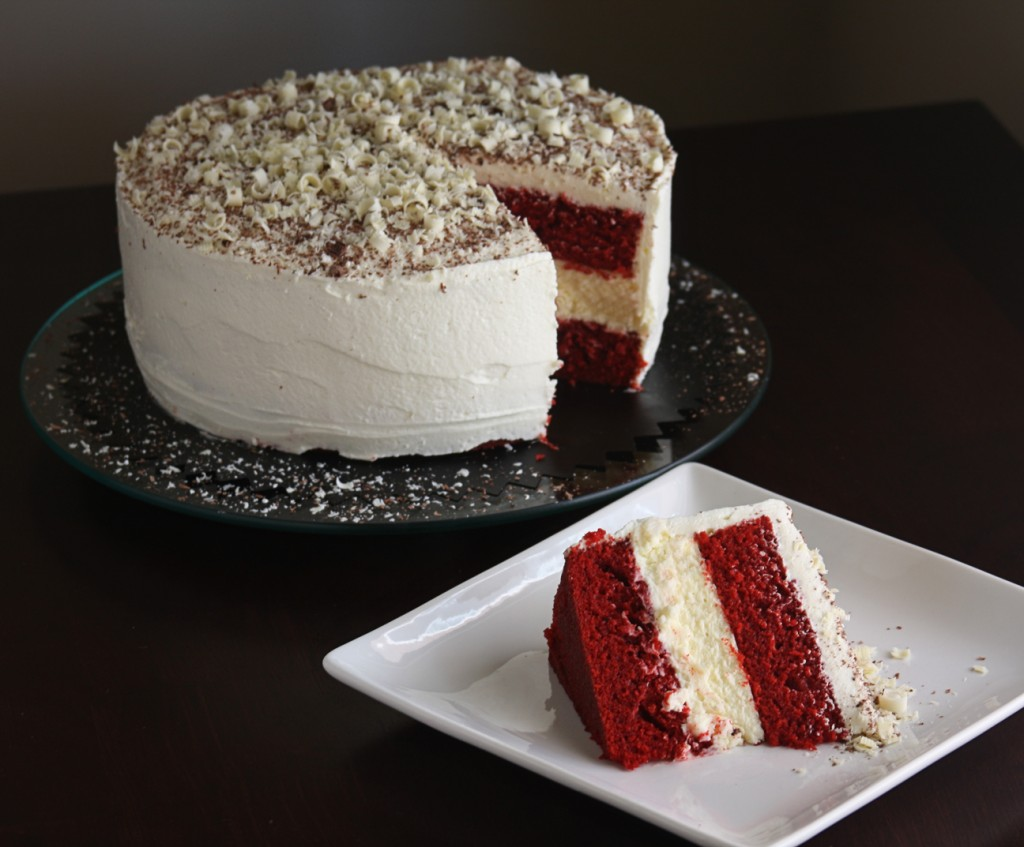 ... Done By Hand: The Cheesecake Factory's Red Velvet Cheesecake? Almost