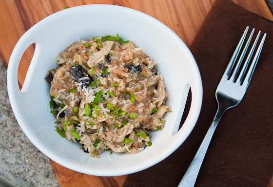 chicken_mushroom_farro_risotto_slow_cooker-3